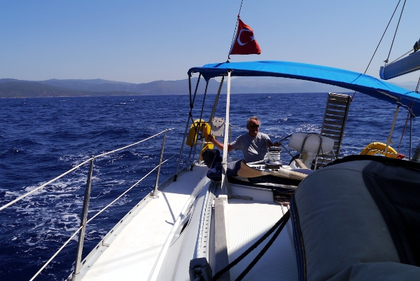 Sailing vacations Turkey - Bodrum