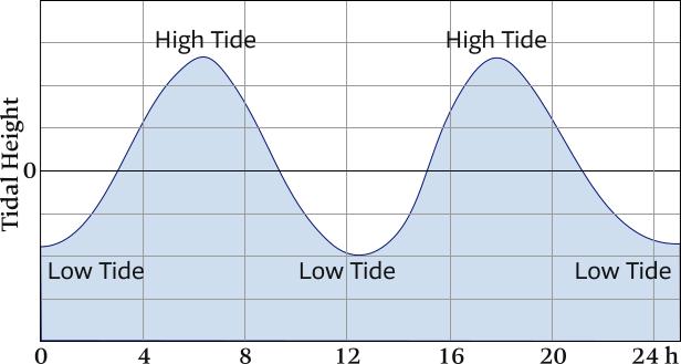 Semidiurnal Tidal Profile