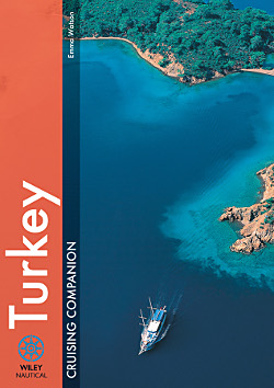 Books, Pilots, nautical charts and maps on Turkey and