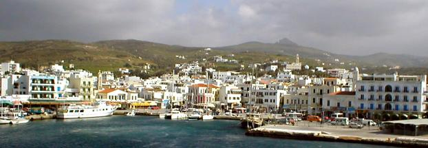 Andros island Tinos and Andros sailing maps and yacht charter
