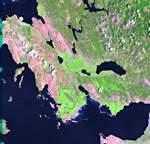 Ionian yacht charters guide, sailing Ionian Sea: Lefkas, Corfu