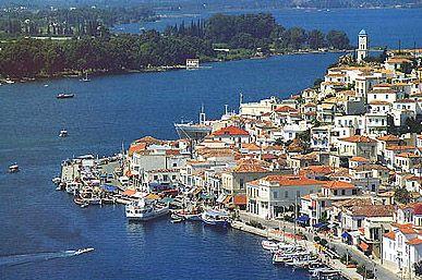 Photo of Poros city
