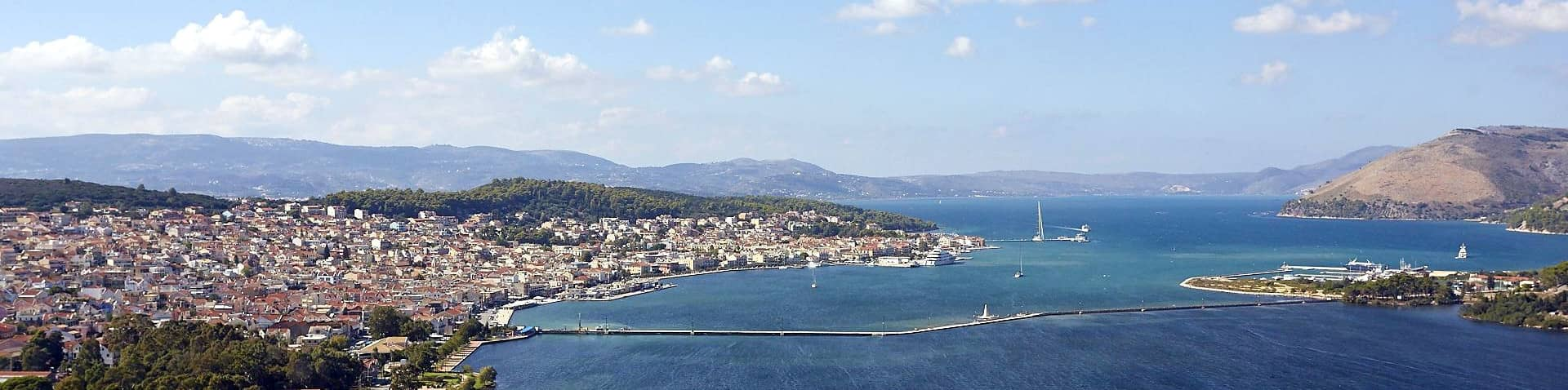 Kefalonia Yacht Charters Guide Ithaca Cephalonia Sailing