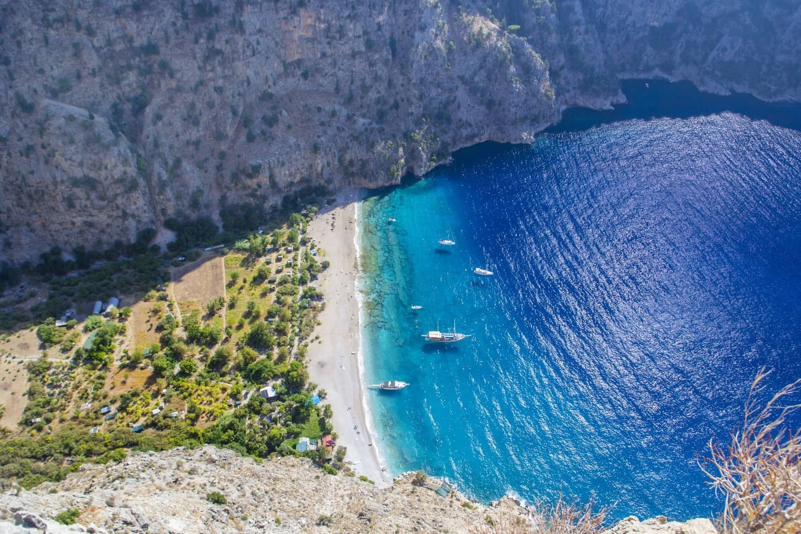 Sailing Turkey - free yachting and charter guide to sail the Turkish