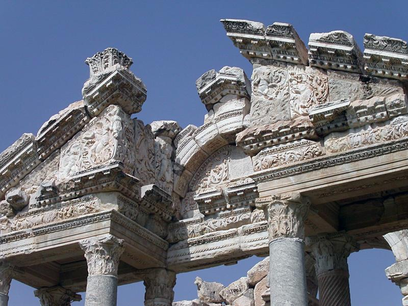 Aphrodisias gate - Yacht charters and gulet or bareboat ...
