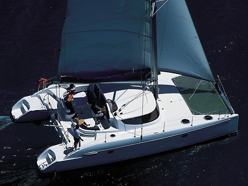 Catamaran sailing holidays in Greece - catamarans - yachts charters